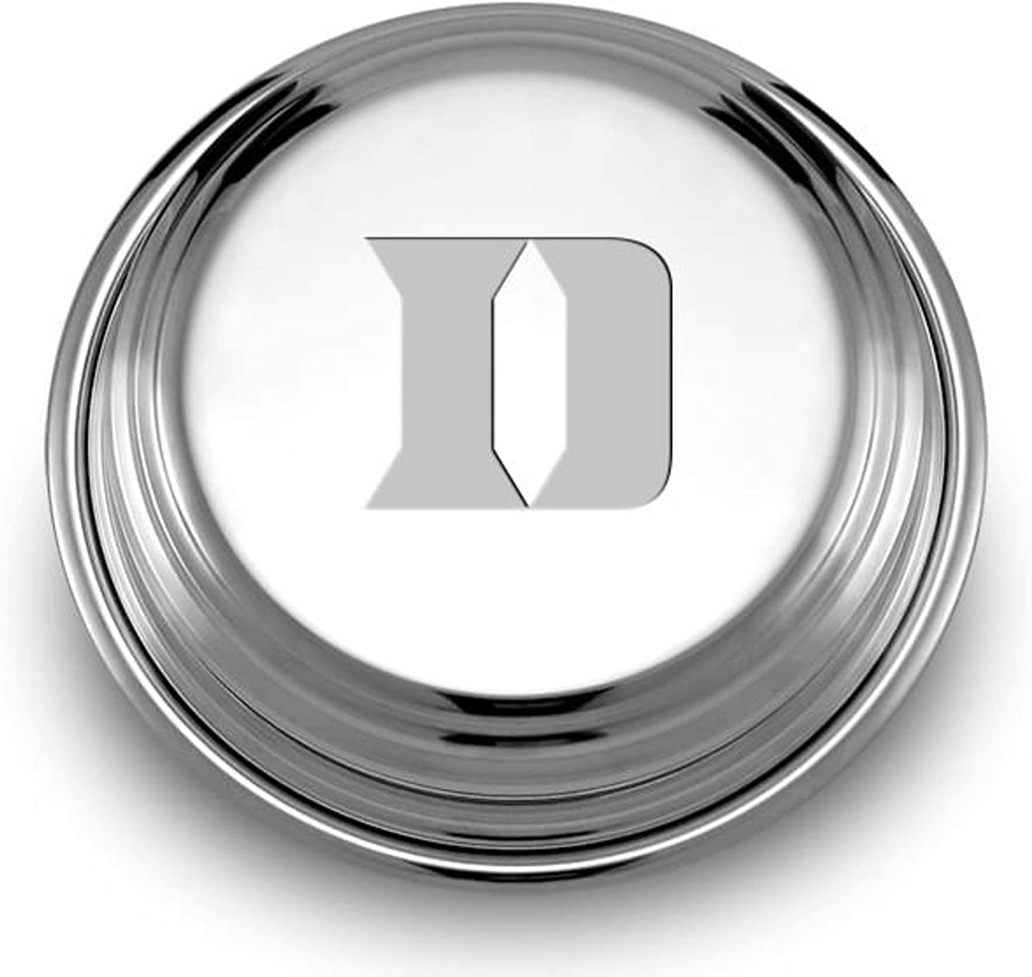M LA HART NCAA Unisex-Adult Pewter Desk Accessories