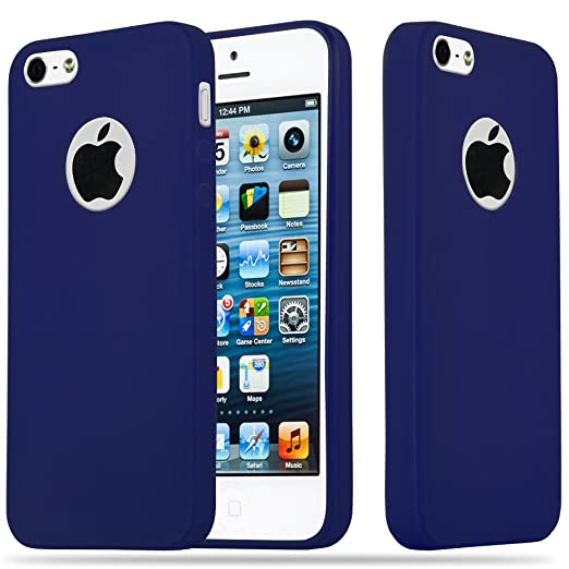 14 opinioni per Cadorabo- Custodia Candy silicone TPU Apple iPhone 5 / 5S super sottile per-