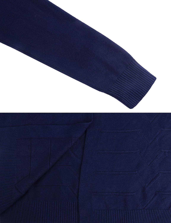 iClosam Gilet Femmes /à Manches Longues Femme Cardigan Ouverte Devant Manteau Veste Ouvert