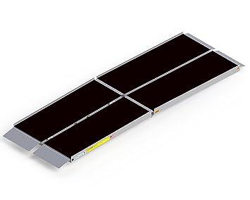 Superbe EZ ACCESS, Trifold Ramp Advantage Series, 8 Feet (62 Pounds),