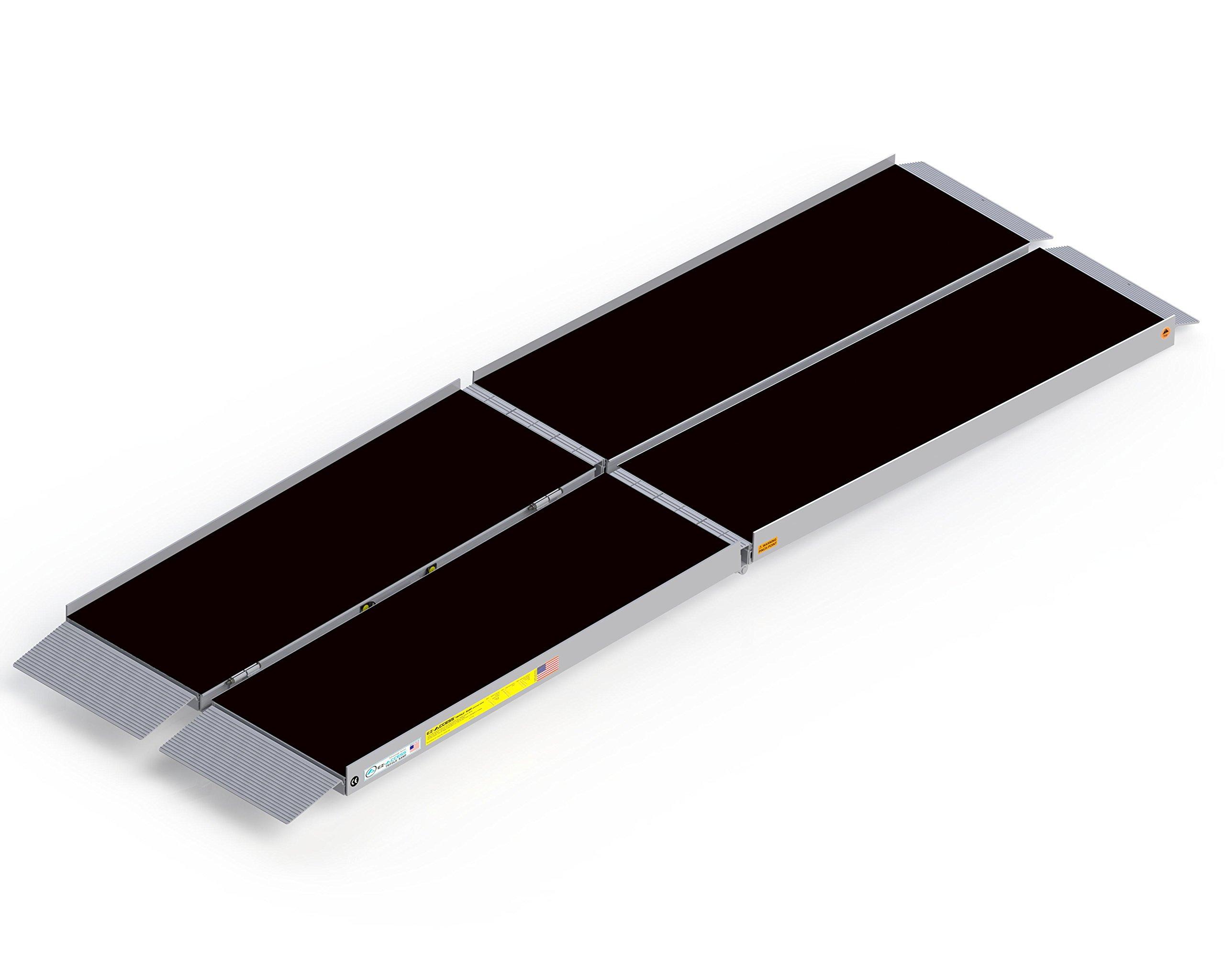 Ez-Access Trifold Ramp Advantage Series, 8 Feet, 62 Pounds