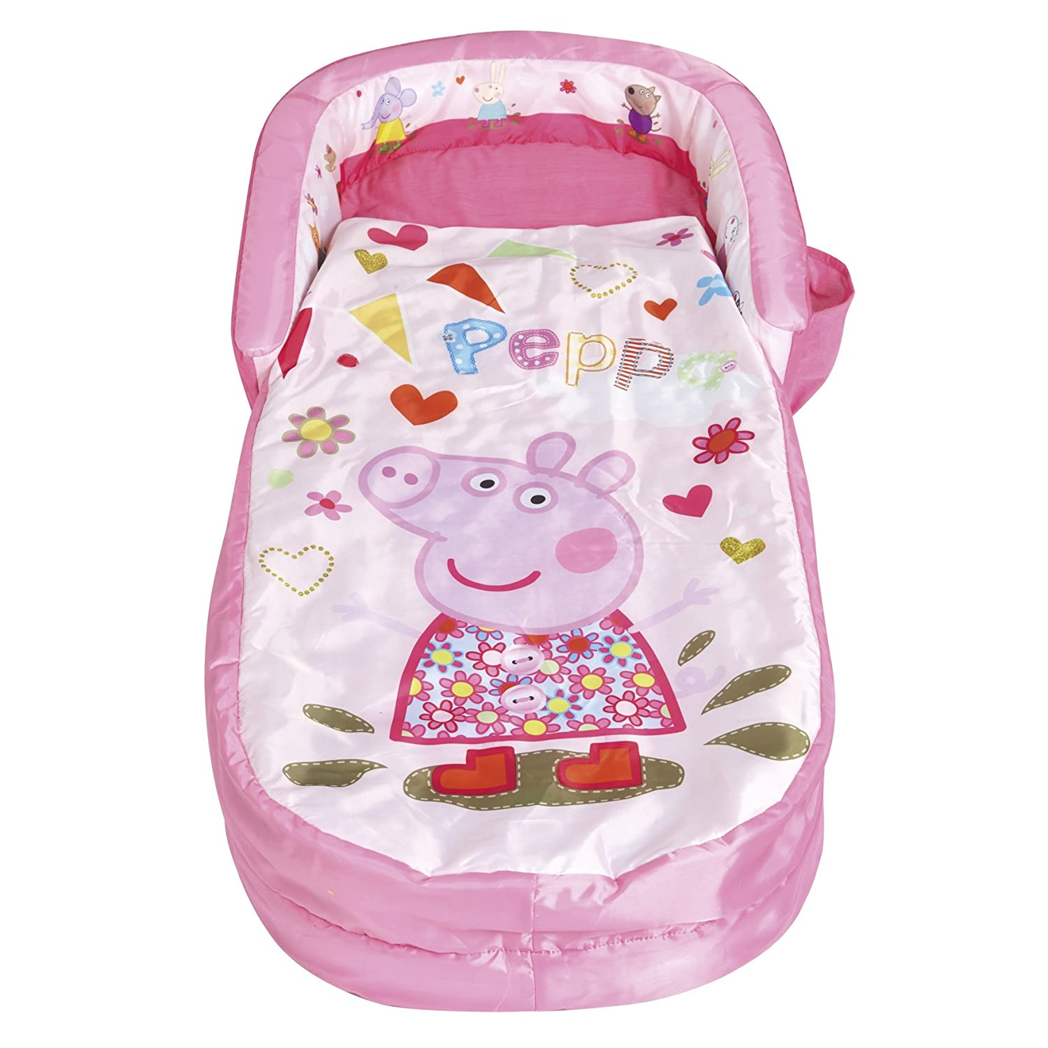 Peppa Pig My First ReadyBed - Toddler Airbed and Sleeping Bag in one Worlds Apart 401PIP