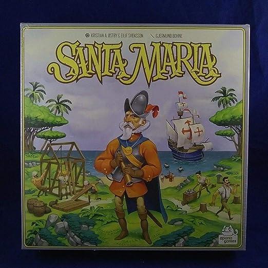 SANTA MARÍA: Amazon.es: Juguetes y juegos