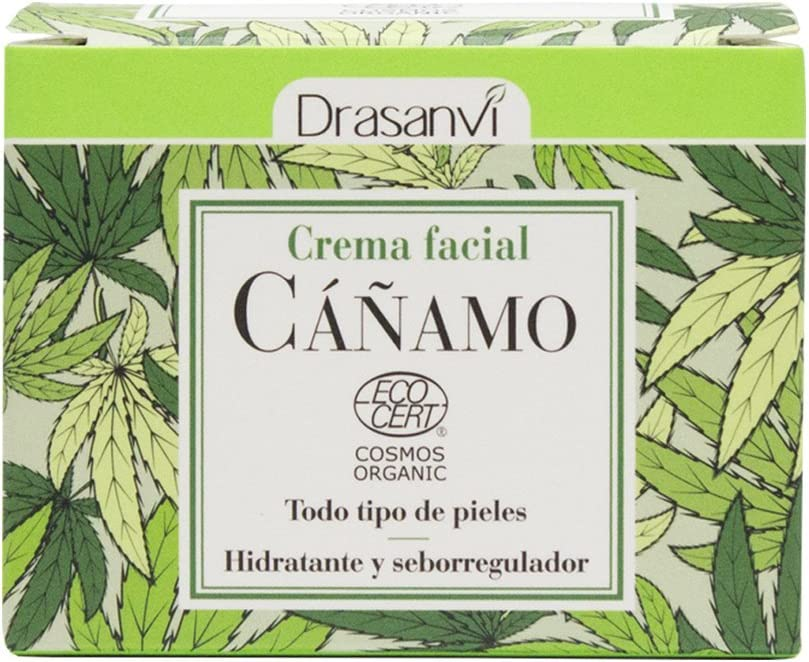 Drasanvi, Crema diurna facial - 1 Unidad