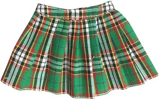 ZSMD 1/6 Falda de Pliegues, Minifalda, Ropa para muñecas, para ...