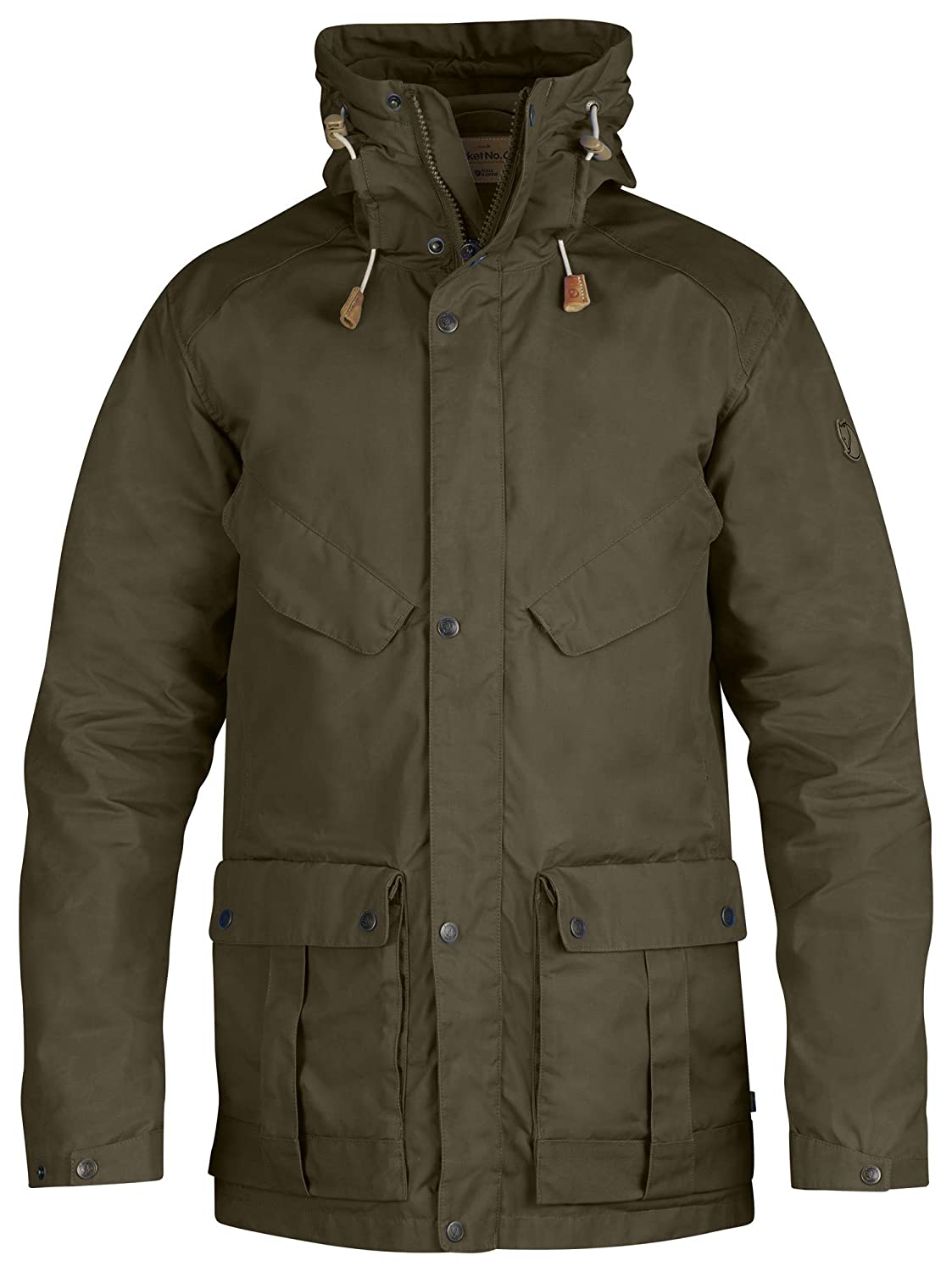 9123d4293 Fjallraven - Men's Jacket No. 68