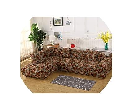 Amazon.com: 1pc Elastic Sofa Covers Stretch Sofa Slipcovers ...