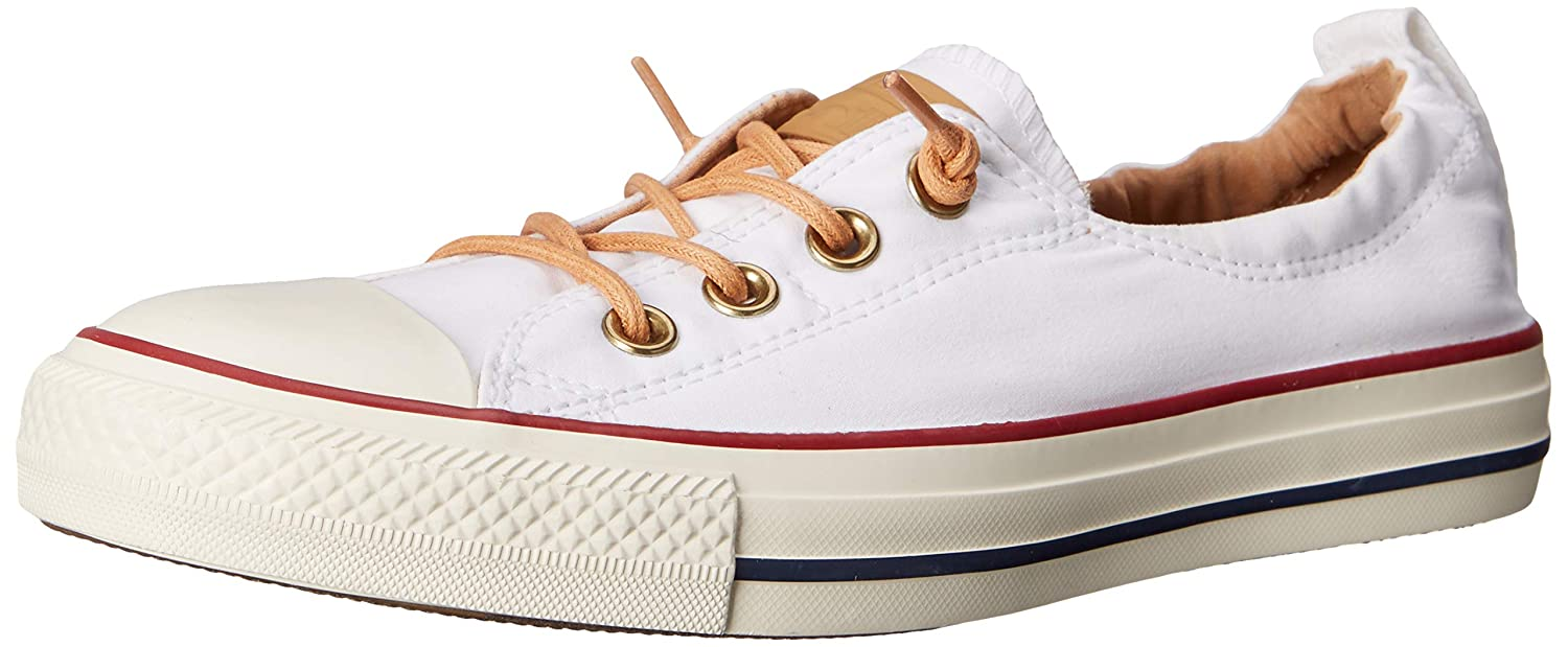 4462d72a60 Amazon.com | Converse Women's Chuck Taylor All Star Shoreline Slip Sneaker  | Fashion Sneakers