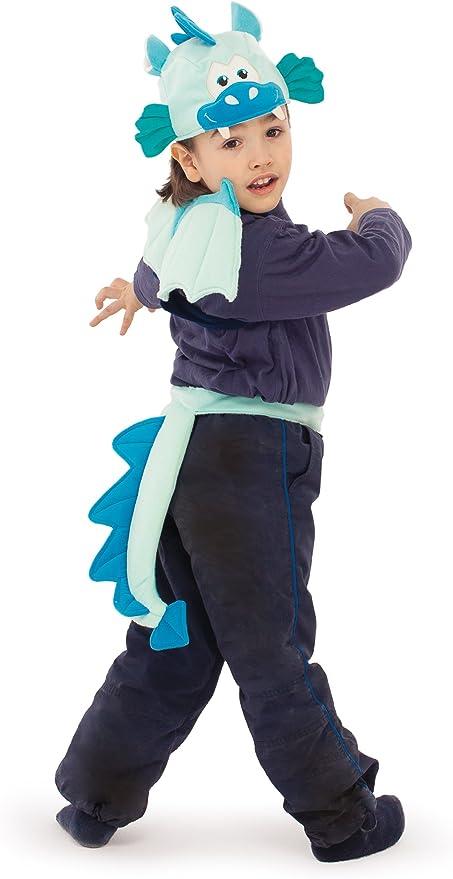 Trudi - Disfraz de pez para niño, talla 3-5 años (19262): Amazon ...