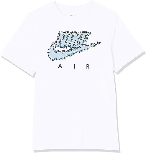 Nike Men's M NSW AIR ILLUSTRATION TEE T-Shirt, White, 2XL