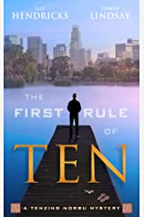 The First Rule of Ten (A Tenzing Norbu Mystery series Book 1) Kindle Edition