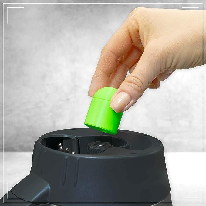 coolina® Teig-Ex - Quitamanchas para Thermomix TM31, Color Verde: Amazon.es