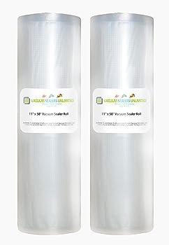 Vacuum Sealers Unlimited Vacuum Seal Bags