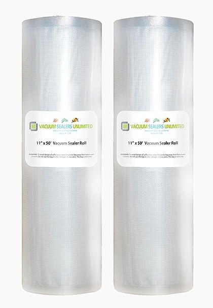 Amazon.com: Paquete de 2 selladores al vacío ilimitados ...