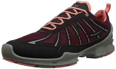 ECCO Women's Biom Train Fashion Sneaker, Black/Morillo, 42 EU/11-
