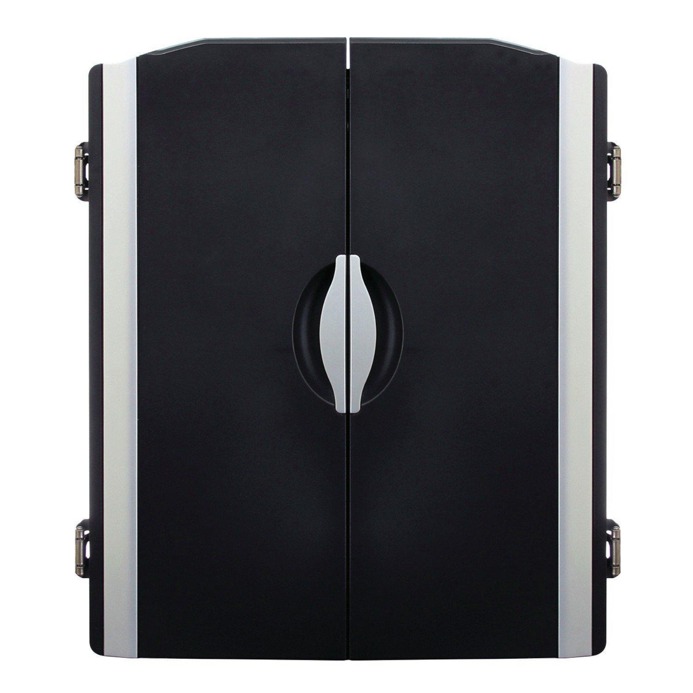 Amazon.com : Escalade Sports E Bristle 3 Piece 1000 LED Electronic Dartboard  Cabinet Set : Sports U0026 Outdoors
