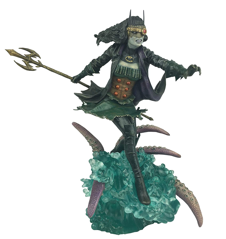 Multicolor DIAMOND SELECT TOYS NOV182291 Select Toys DC Gallery Dark Nights Metal Drowned PVC Figure