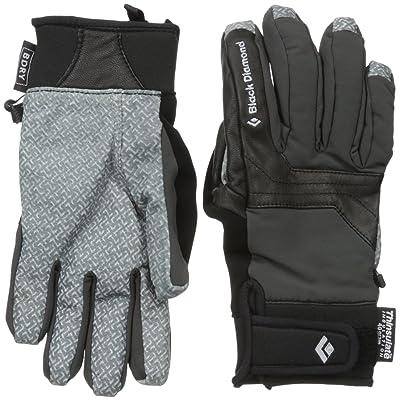 Black Diamond Gants Arc - Gants d'hiver ultralégers et imperméables à fermeture scratch - Pour diverses activités d'hiver/Unisexe