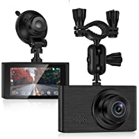 CAIDROX 1296P Full HD Dash Camera