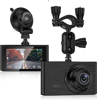 CAIDROX 1296P Full HD Dash Camera