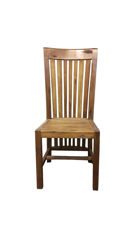 SAM® Stilvoller Stilvoller Stilvoller Esszimmerstuhl Imke, aus massiver Akazie, pflegeleichter Holzstuhl, ausdrucksvolle Maserung, Unikat für Wohnzimmer, Esszimmer & Küche 4d737c