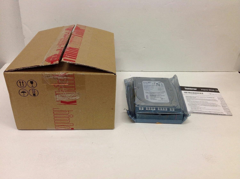 Lenovo ThinkServer 3.5-Inch 2TB 7.2K SAS 6Gbps Hot Swap Hard Drive (0C19531)