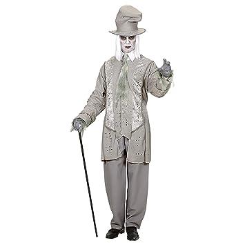 WIDMANN Widman - Disfraz de fantasma para hombre, talla M (S/98962 ...