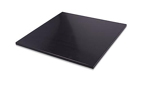 "White SeaBoard HDPE Polyethylene Plastic Sheet 0.500"" 1//2/"" x 60/"" x 30/"" Textured"