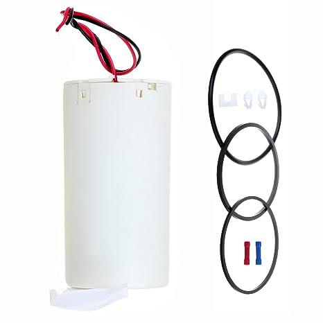 Amazon com: ECCPP Electric Fuel Pump Module Assembly w/Sending Unit