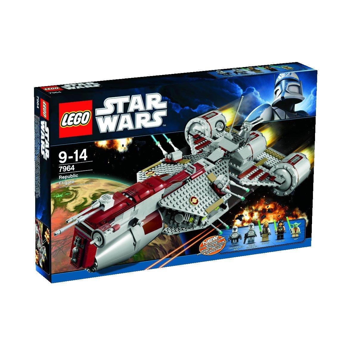 Lego Republic Frigate
