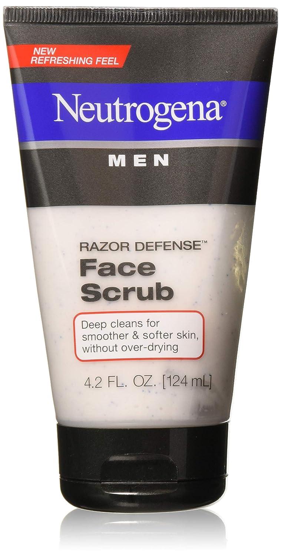 Johnson - Hommes Neutrogena Razor Défense Face Scrub, 4,2 Once SFS ONLY