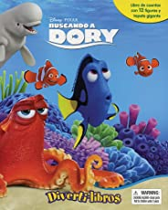 Divertilibros Disney: buscando a Dory