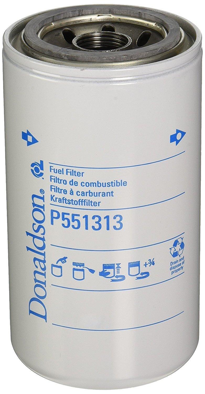 Amazon.com: Donaldson P551313 Fuel Filter, Spin-on, Secondary: Industrial &  Scientific