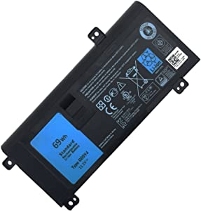 Batterymarket New M14X G05YJ Replacement Laptop Battery Compatible with Dell Alienware 14D-1528 ALW14D Y3PN0 8X70T ALW14D-4828 - 11.1V 69WH
