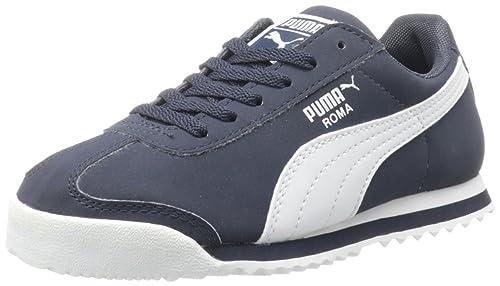PUMA Roma SL Basic Jr Sneaker (Little KidBig Kid)