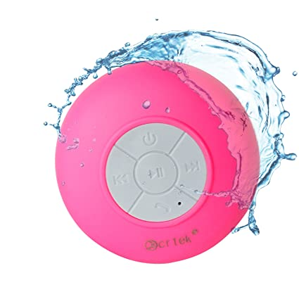 Review Portable Bluetooth Waterproof Shower