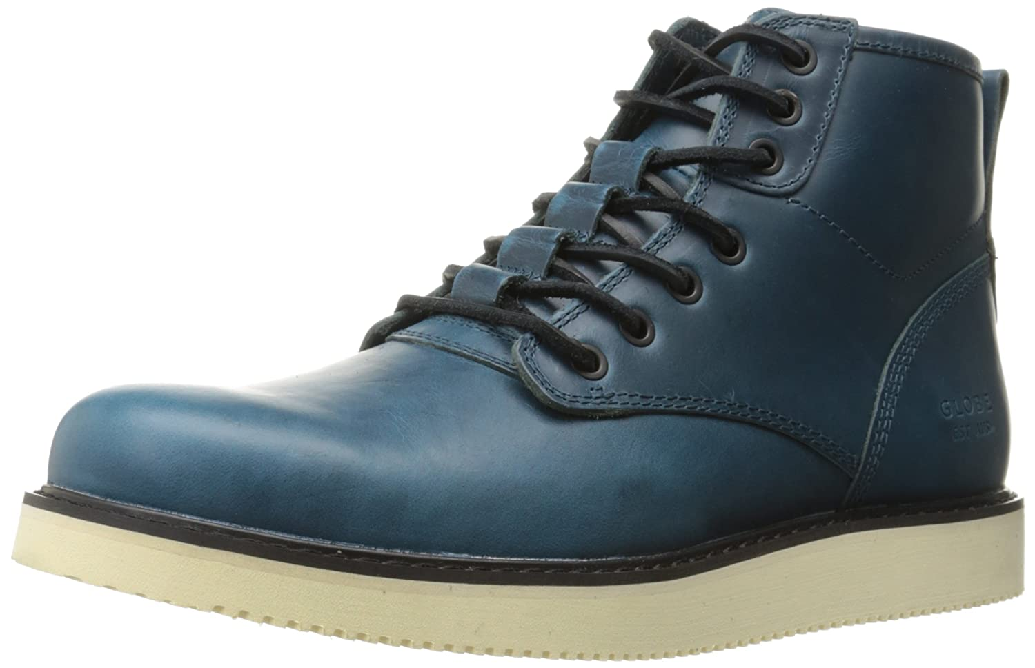 Globe Men's Nomad Sneaker Boot 9 D(M) US|Navy