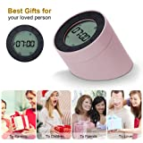 TICOFTECH Digital Alarm Clock, 2 Alarms, Smart