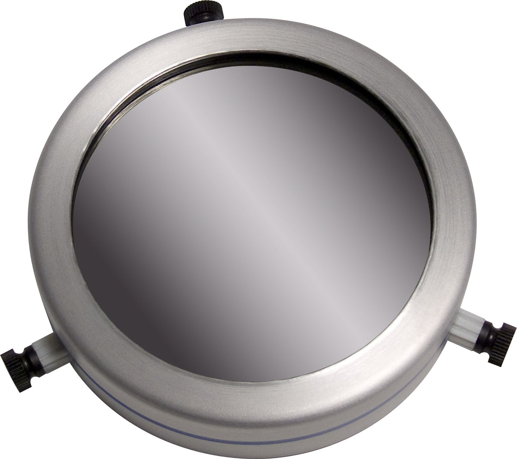 Orion 07733 4.10-Inch ID Full Aperture Glass Telescope Solar Filter (Silver) by Orion