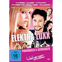 Elektra Luxx - Pornoqueen & Schwanger [Alemania] [DVD]