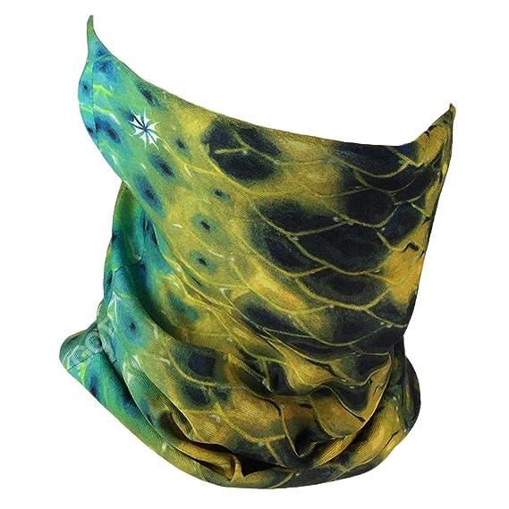 Review Fishing Mask Camo Headwear