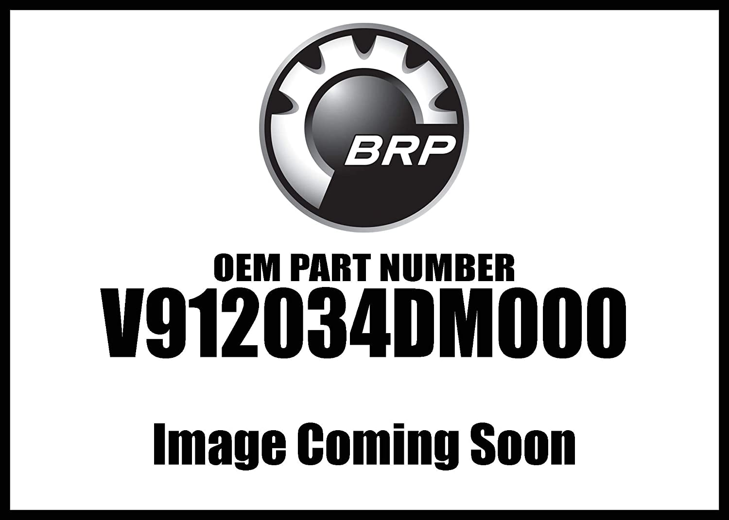 Can-Am 2008-2018 Ds 90 Ds 70 Mini O Ring V912034dm000 New Oem