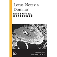 Lotus Notes & Domino Essential Reference (The Essential ReferenceSeries)