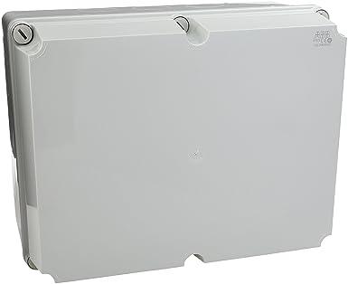 Abb-entrelec 1sl0864a00 - Caja ip65 310x240x110mm tapa alta opaca ...