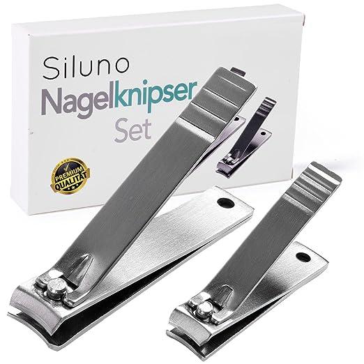 21 opinioni per SILUNO chiodo in acciaio inox tagliaunghie set – tagilia piccoli e grandi Design