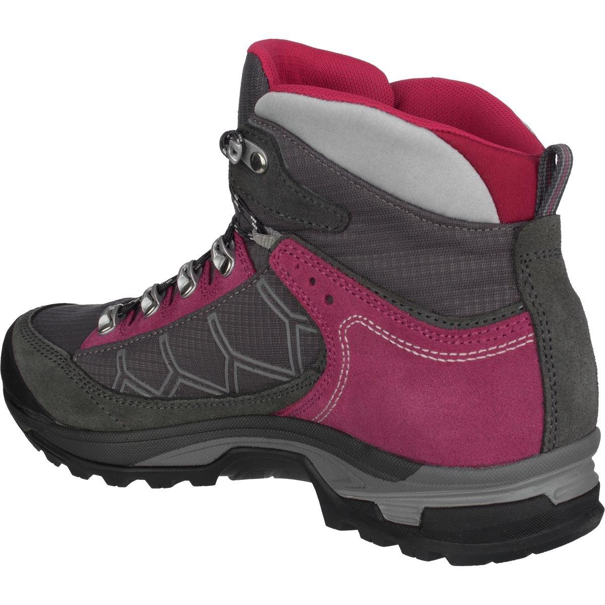 Asolo Women Falcon GV Hiking Boots B00WE3IUVM 9 B(M) US|Graphite/Graphite