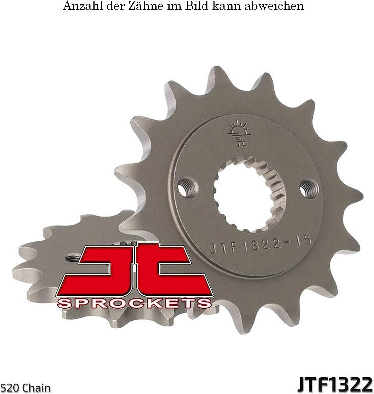 15 Piñón Honda TRX 400 EX Sport RAX 02 – 04 JT Sprockets ...