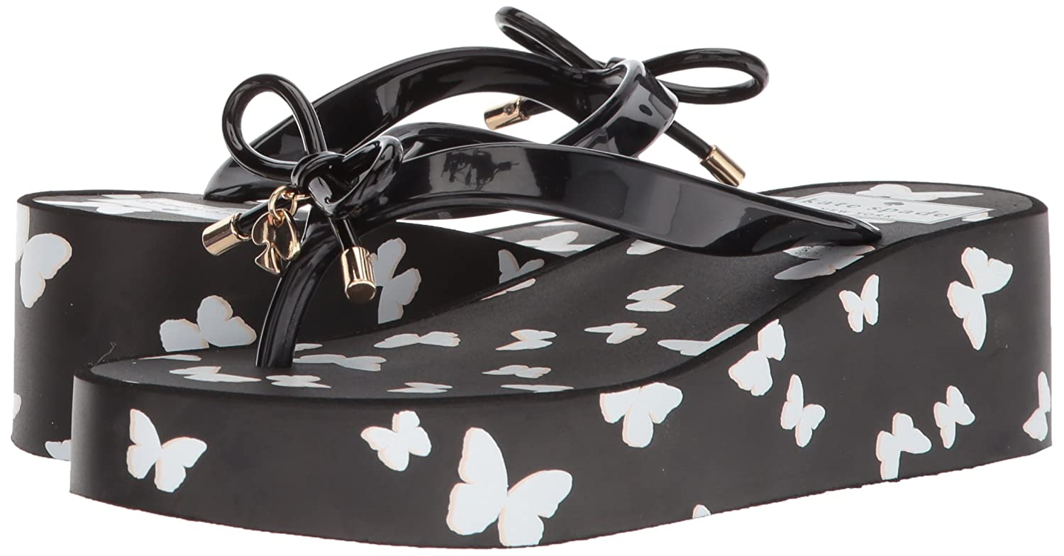 68c3a1177125 Amazon.com  Kate Spade New York Women s Rhett Wedge Sandal  Shoes