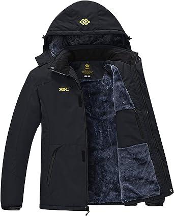 Men Winter Hooded Coat Windproof Sportwear Sports Camping Hiking Hoodie Jacket