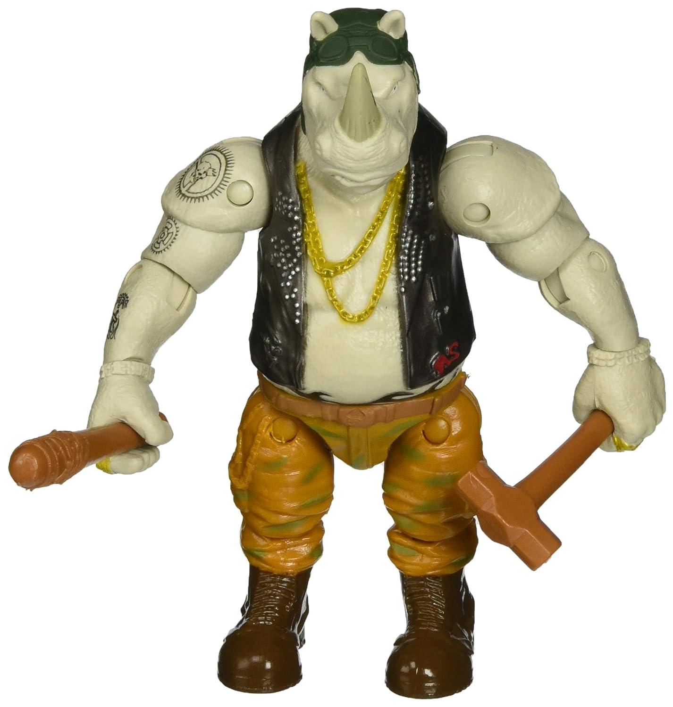 Teenage Mutant Ninja Turtles Movie 2 Out Of The Shadows Rocksteady Basic Figure Playmates Toys 88015